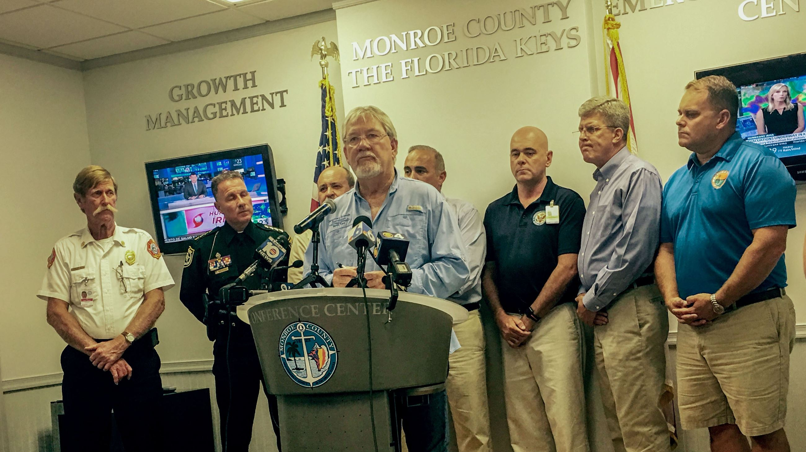 EOC Press Conference with Neugent-3 LR W